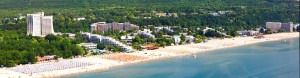 Bucharest airport transfer to ALBENA RESORT