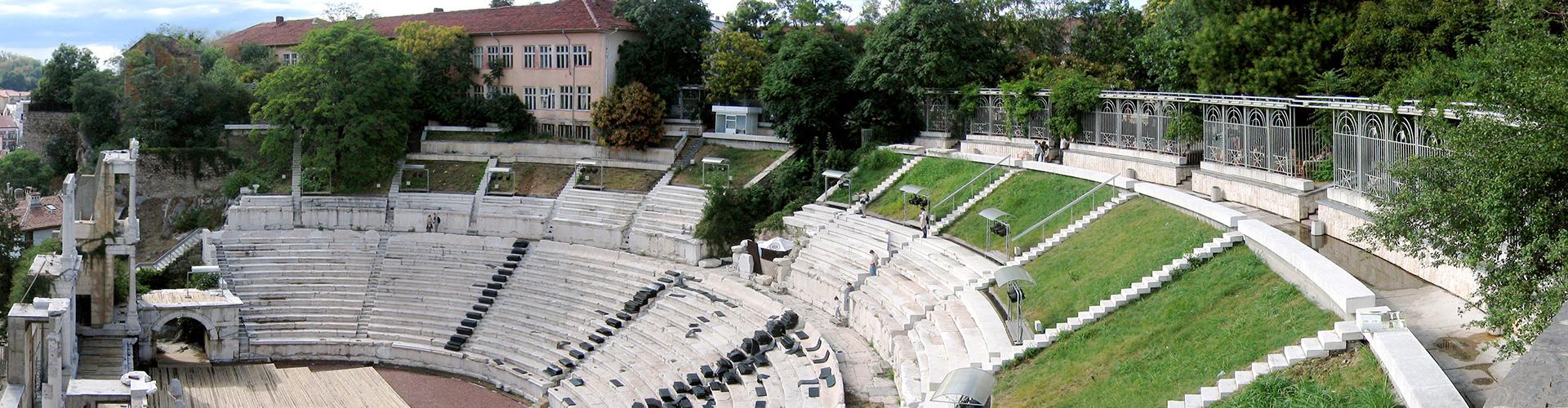 TransferTaxi-EUROPE | Antique_Theater-plovdiv-by-mirchovski - TransferTaxi-EUROPE
