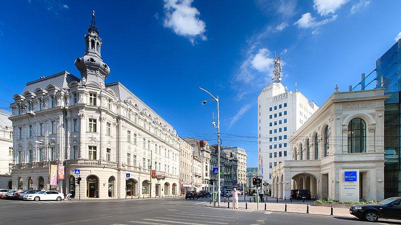 TransferTaxi-EUROPE | Bucharest-Hotel_Continental-CaleaVictoriei - TransferTaxi-EUROPE