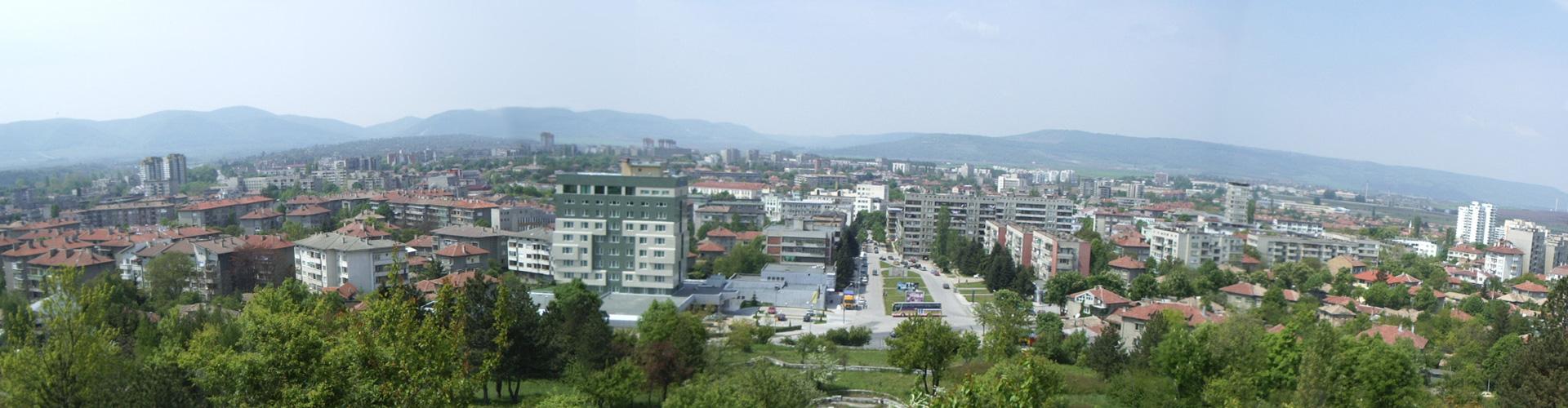 TransferTaxi-EUROPE   Targovishte1panorama_by_Plamen-Petkov - TransferTaxi-EUROPE