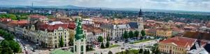Bucharest airport transfer to ORADEA