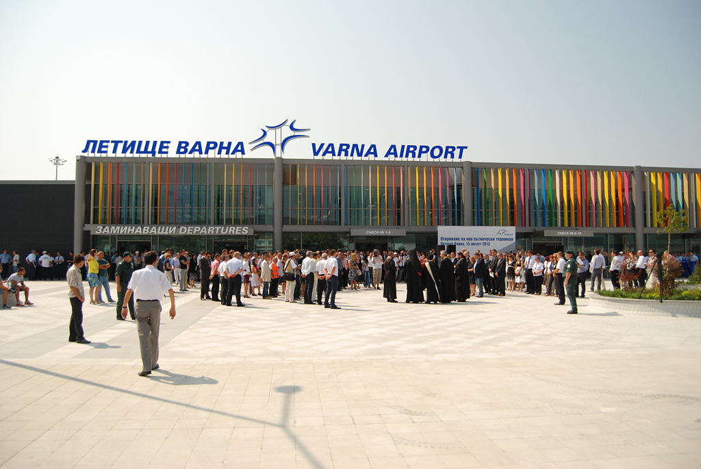 TransferTaxi-EUROPE | varna-airport-bulgaria - TransferTaxi-EUROPE