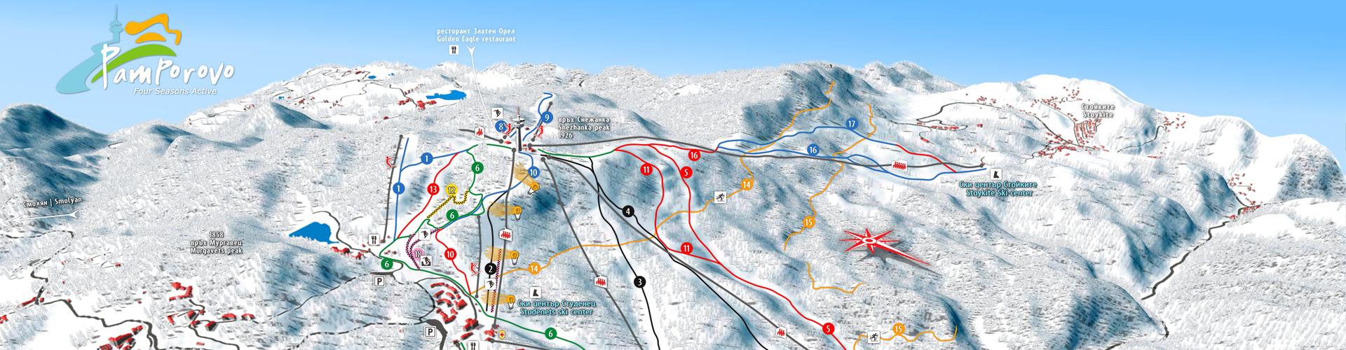 TransferTaxi-EUROPE | pamporovo-ski-zone - TransferTaxi-EUROPE